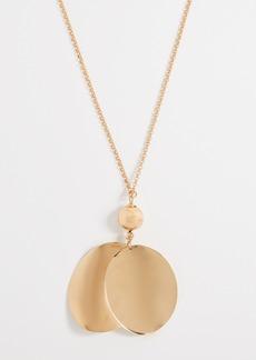 Kate Spade New York Gold Standard Pendant Necklace