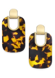 Kate Spade New York Gold-Tone Artistic Drop Earrings