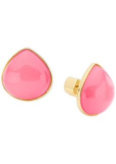 Kate Spade New York Gold-Tone Stone Stud Earrings