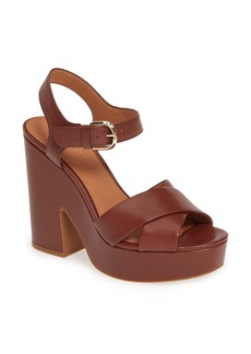 kate spade new york grace platform sandal (Women)