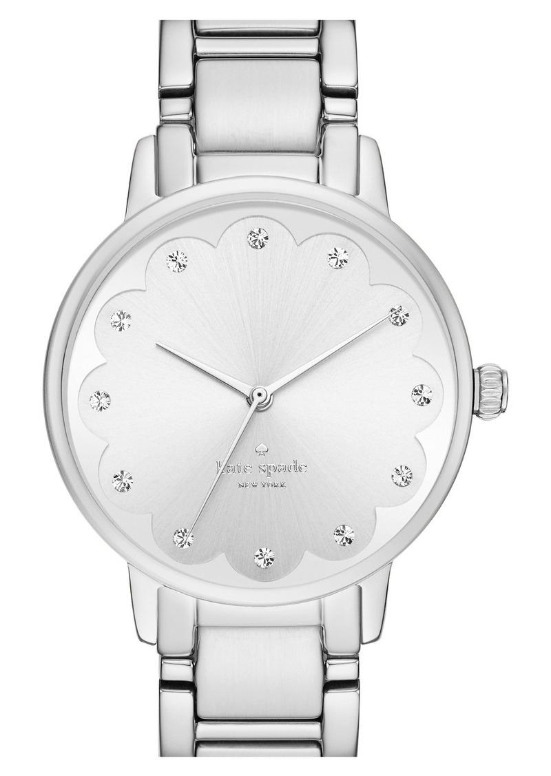 New York Gramercy Bracelet Watch 34mm