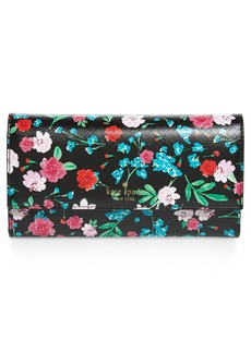 kate spade new york greenhouse leather iPhone 7/8 wallet