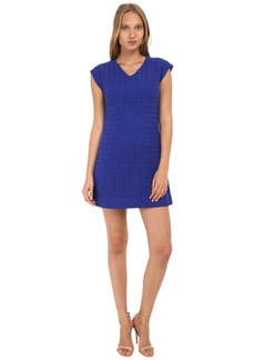 Kate Spade New York Guipure Lace A-Line Dress