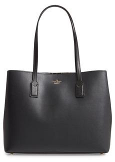 kate spade new york hadley road dina leather shoulder/crossbody bag
