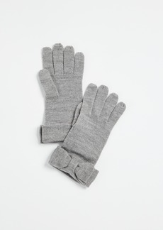 Kate Spade New York Half Bow Gloves