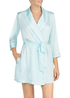 Kate Spade New York Happily Ever After Short Bridal Robe