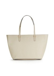 KATE SPADE NEW YORK Harmony Crosshatched Tote Bag