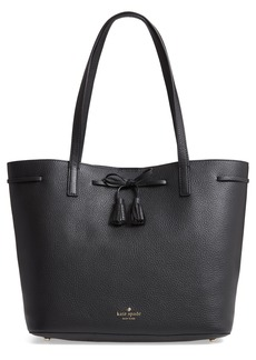 kate spade new york hayes street - nandy leather tote