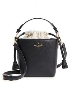 kate spade new york hayes street - pippa leather bucket bag