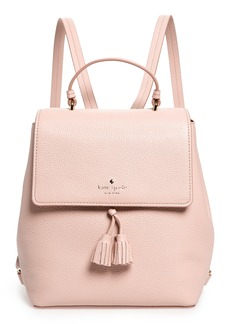 kate spade new york hayes street - teba leather backpack