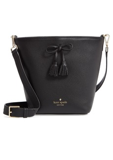 kate spade new york hayes street - vanessa leather shoulder bag