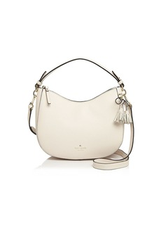 kate spade new york Hayes Street Aiden Small Leather Hobo
