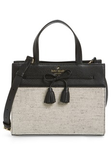 kate spade new york hayes street fabric - small isobel satchel