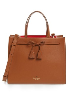 kate spade new york hayes street isobel leather satchel