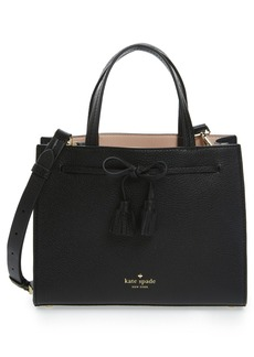 kate spade new york hayes street small isobel leather satchel