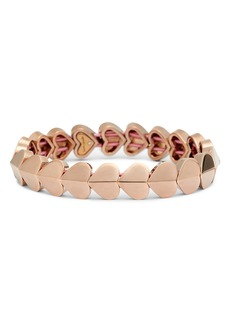 kate spade new york heart stretch bracelet