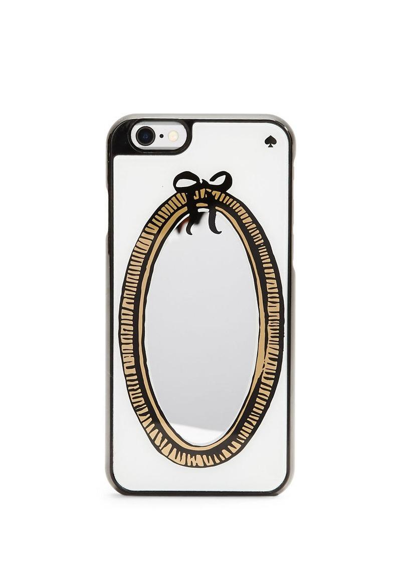 KATE SPADE NEW YORK Hello Gorgeous Hard iPhone 6 Case