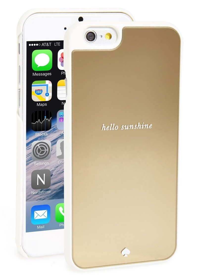 iphone 6s sales kate spade kate spade new york hello iphone 6 11502