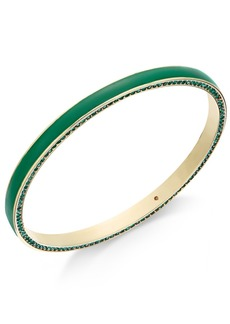 kate spade new york Hidden Crystal Bangle Bracelet