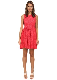 Kate Spade New York High-Low Lace Dress