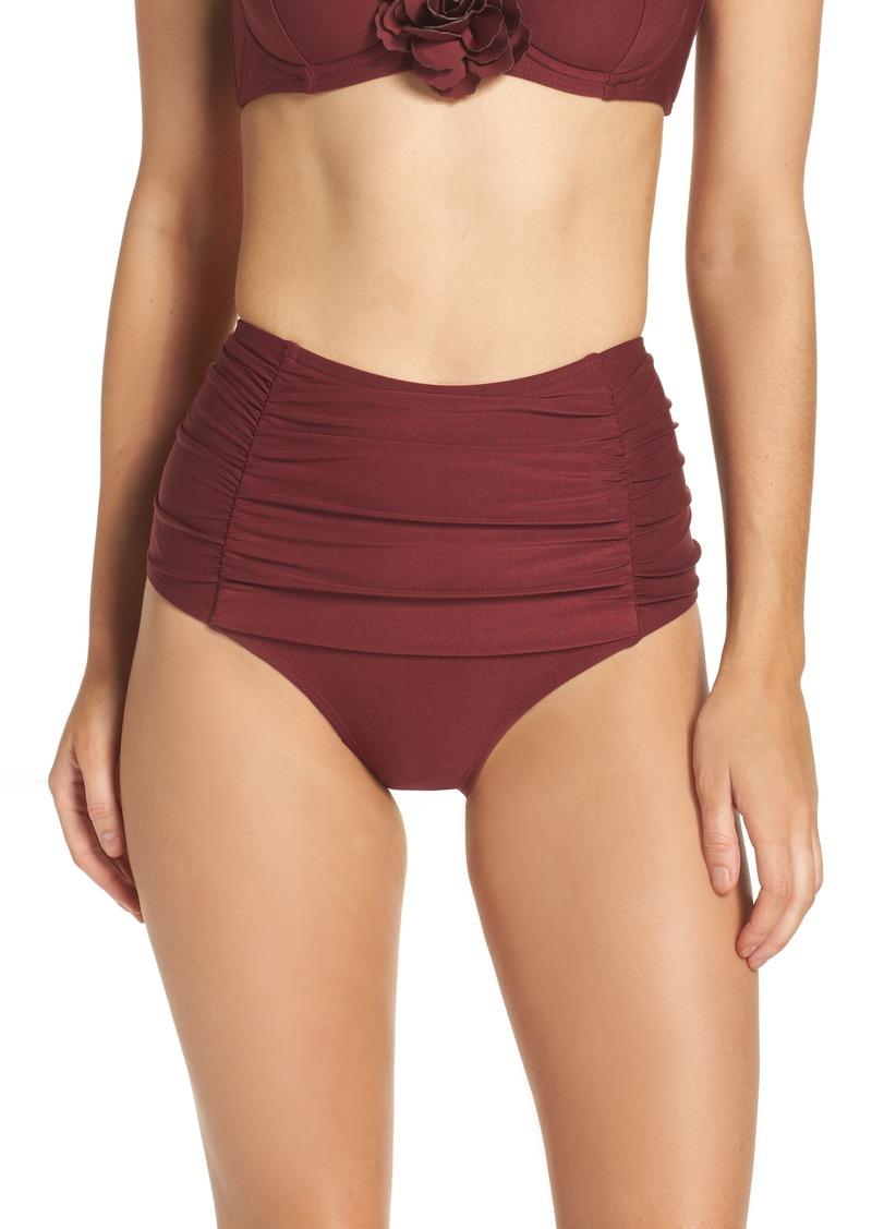 24feea22762bd Kate Spade kate spade new york high waist bikini bottoms | Swimwear