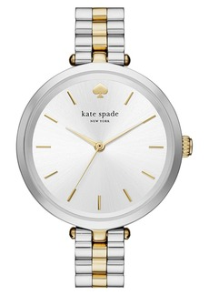 kate spade new york holland bracelet watch, 34mm