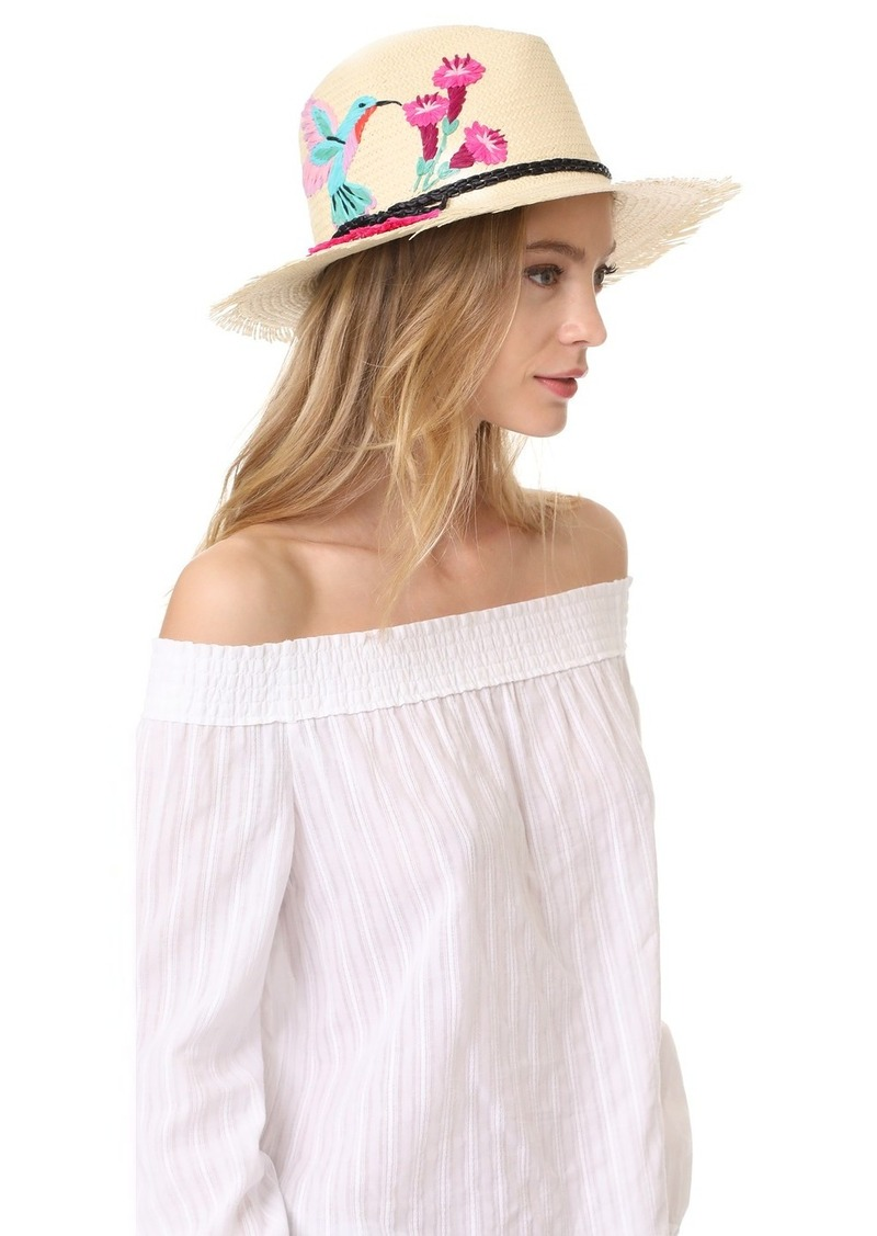 Kate Spade Kate Spade New York Hummingbird Trilby Hat  05b2c2467c9