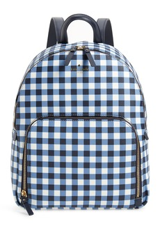 kate spade new york hyde lane hartley gingham backpack