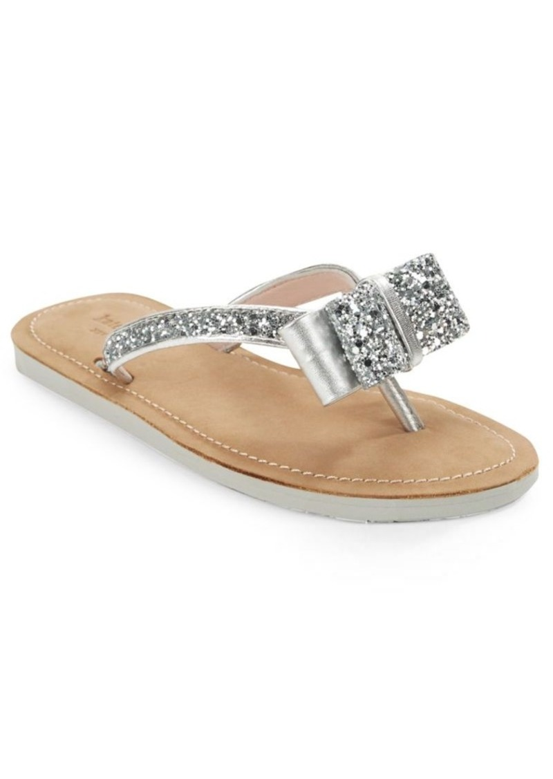 5604de2b1dbe Kate Spade Kate Spade New York Icarda Glitter Sandals | Shoes