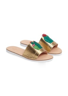 kate spade new york iguana slide sandal (Women)
