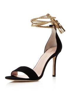 kate spade new york Inez Ankle Wrap High Heel Sandals
