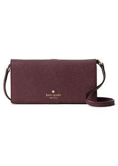 kate spade new york iPhone 7 Plus Leather Crossbody Wallet
