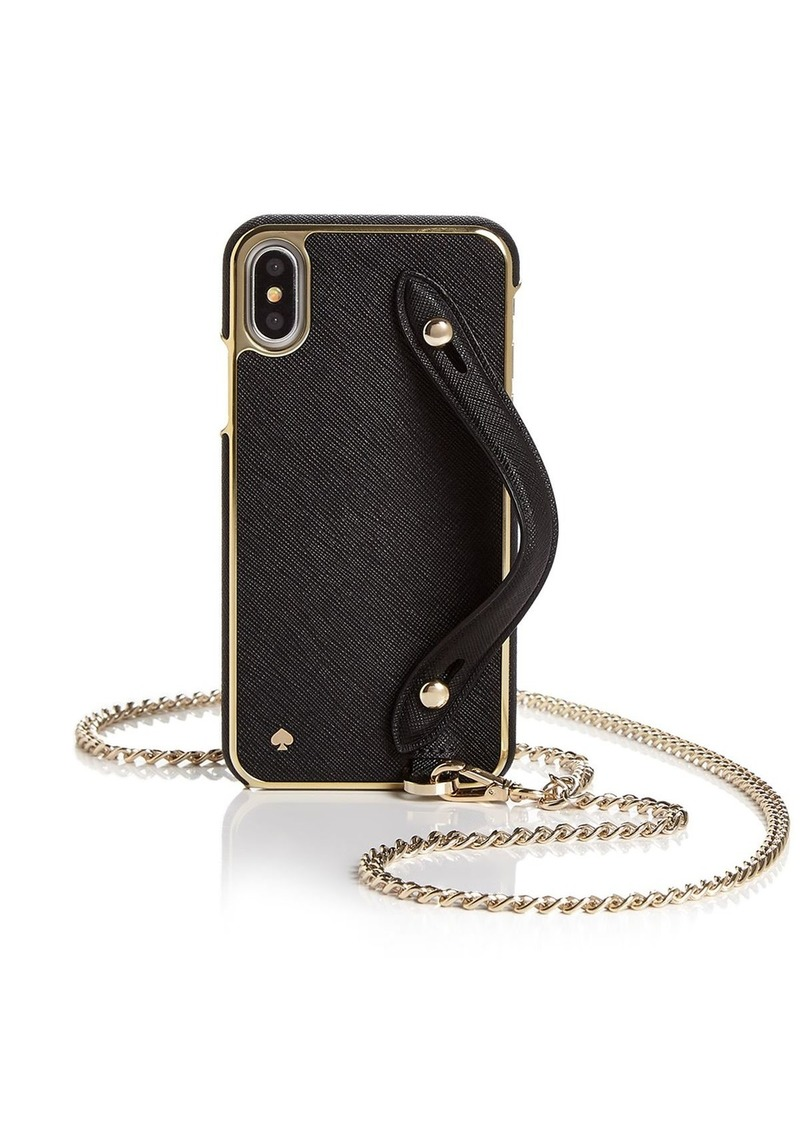 new products ed62c 159e1 new york iPhone X Crossbody with Hand Strap