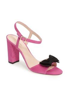 kate spade new york 'isabel' patent sandal