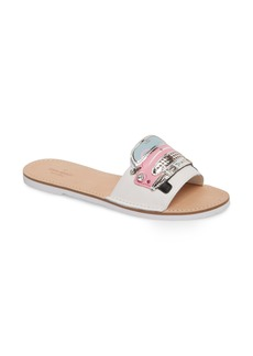kate spade new york isla vintage car sandal (Women)