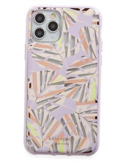 kate spade new york island leaf iPhone 11 & 11 Pro