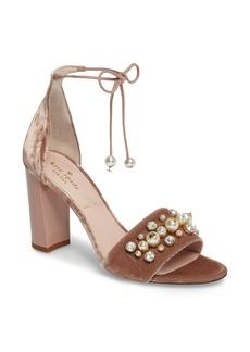 kate spade new york iverna embellished sandal (Women)
