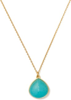kate spade new york jade pendant necklace