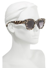 kate spade new york jalena 49mm gradient sunglasses