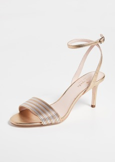 Kate Spade New York Jasmyne Kitten Heel Sandals