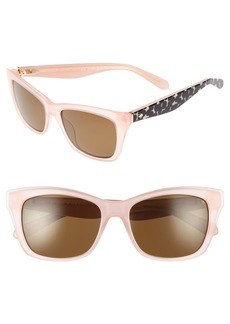 kate spade new york jenae 53mm polarized sunglasses