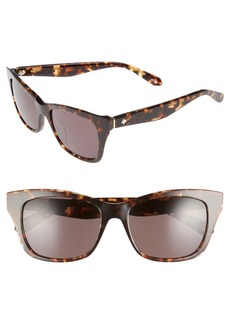 kate spade new york jenae 53mm sunglasses
