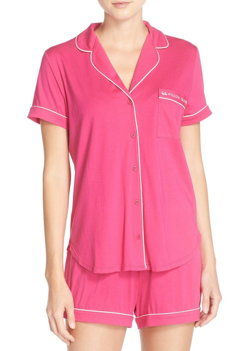 kate spade new york jersey short pajamas