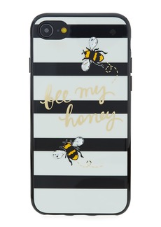 kate spade new york jeweled bee my honey iPhone® 7/8 phone case
