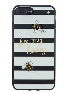 kate spade new york jeweled bee my honey iPhone® 7/8 Plus phone case