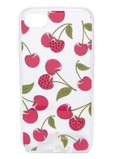 Kate Spade New York Jeweled Cherries iPhone 7 Case