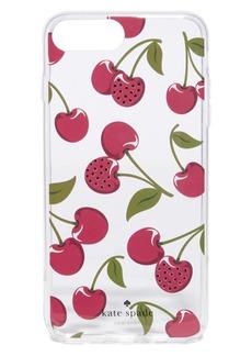 Kate Spade New York Jeweled Cherries iPhone 7 Plus Case