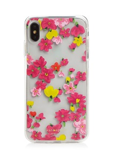 kate spade new york Jeweled Floral XS Max iPhone Case