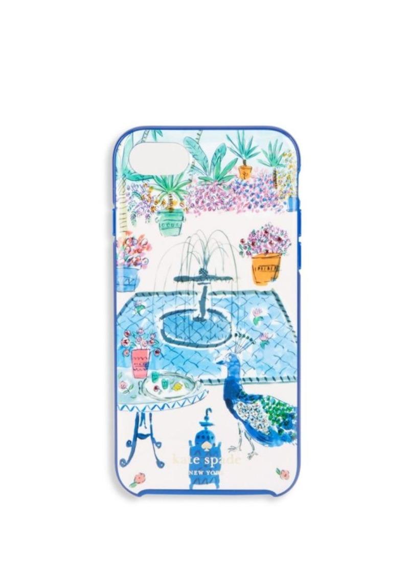 garden iphone 7 case