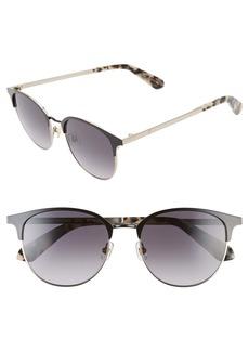 kate spade new york joelynn 52mm sunglasses